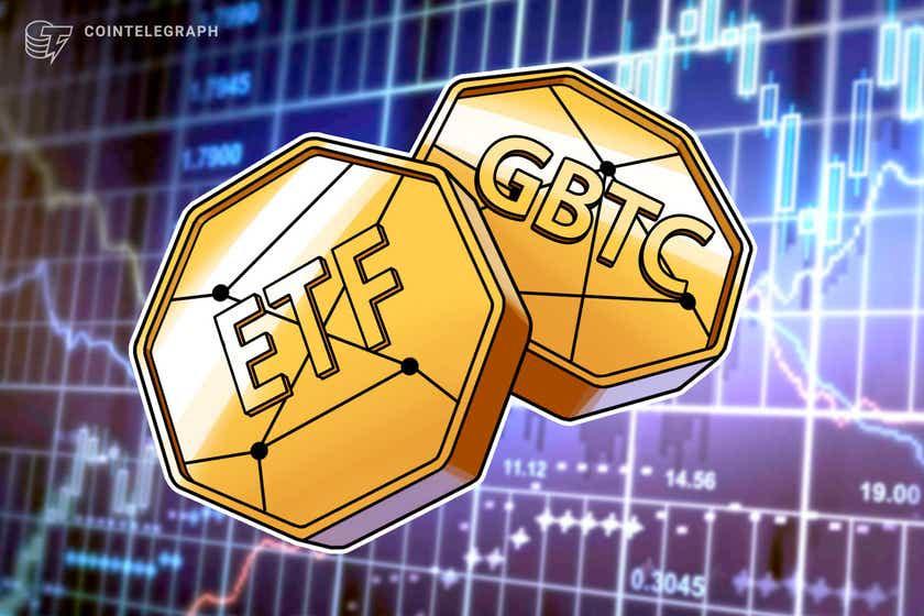 GBTC leverte bedre avkastning enn Bitcoin ETFer forrige uke